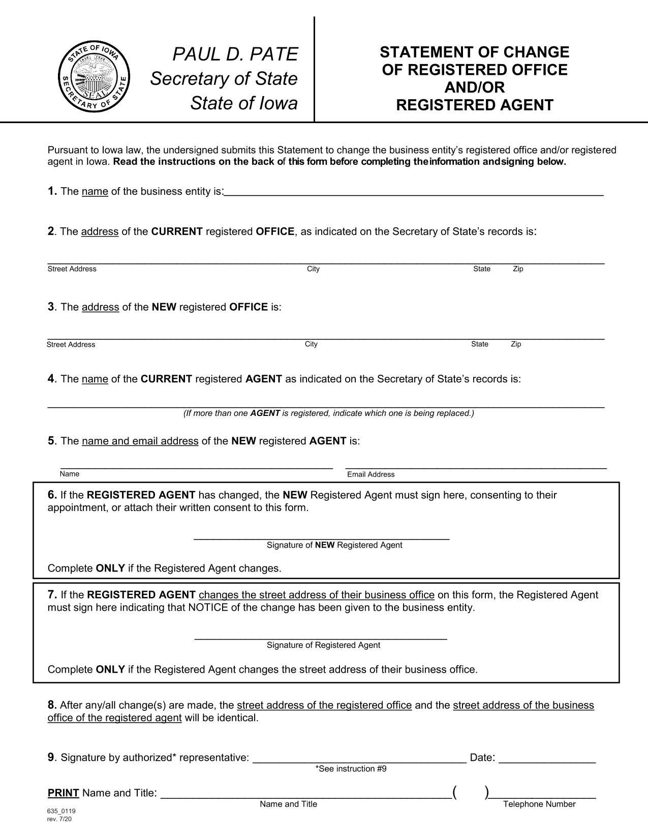 iowa-change-of-registered-agent-