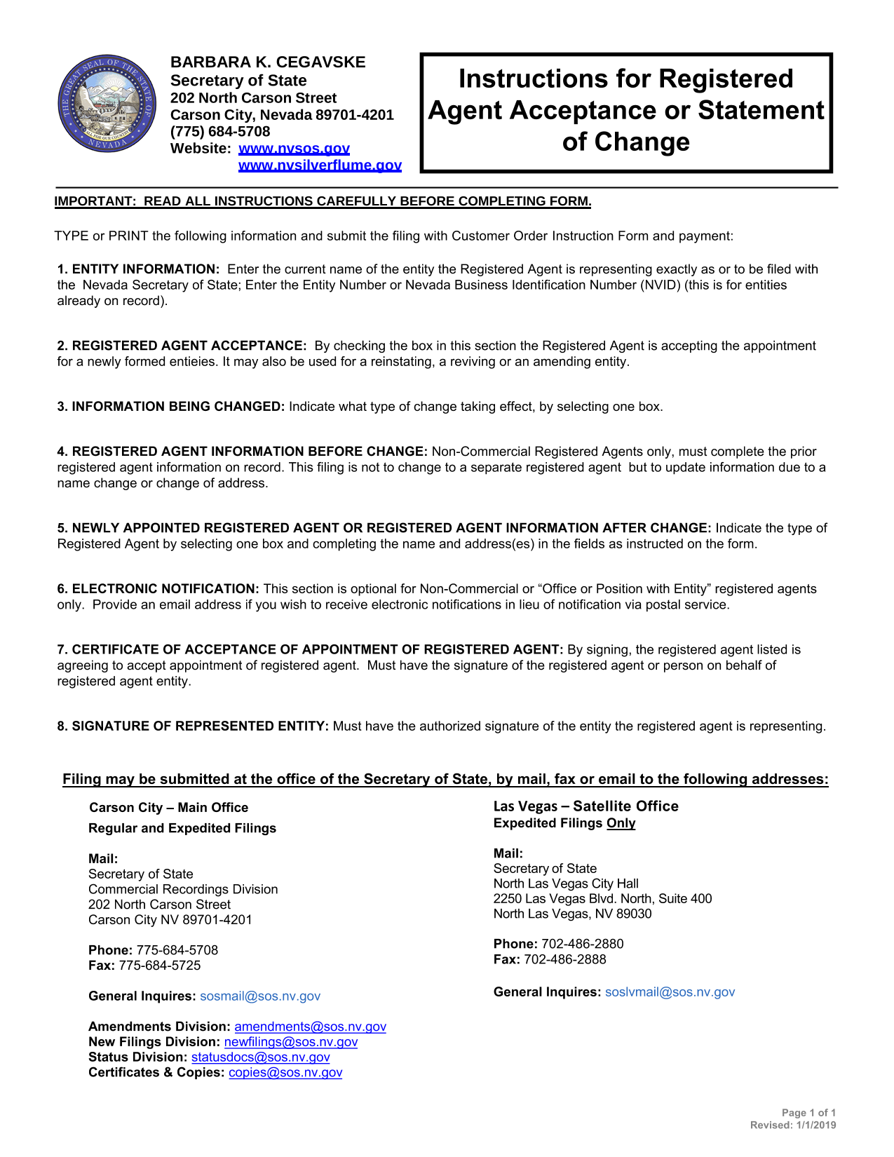nevada-statement-of-change-of-registered-agent-by-represented-entity
