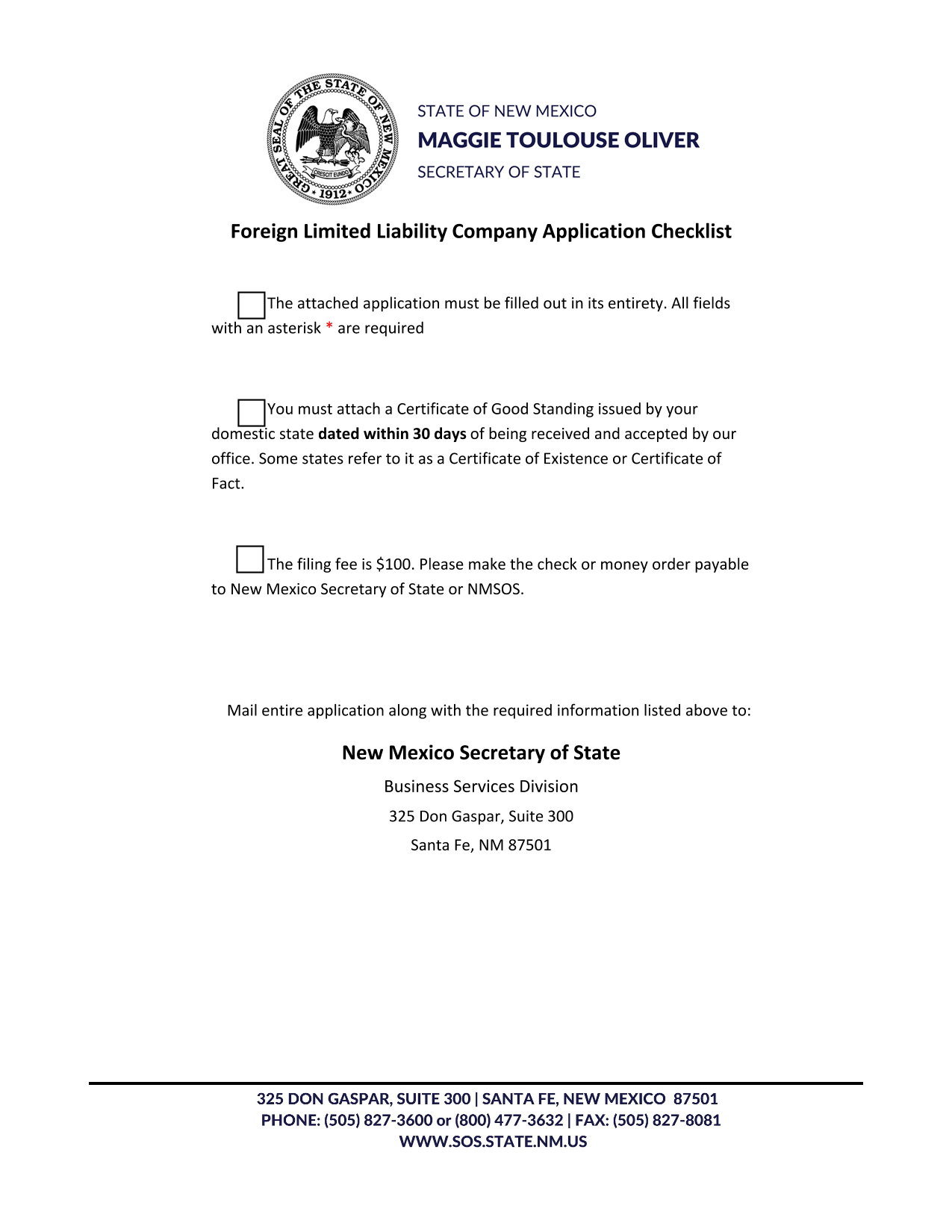 new-mexico-foreign-limited-liability-company-application-for-registration